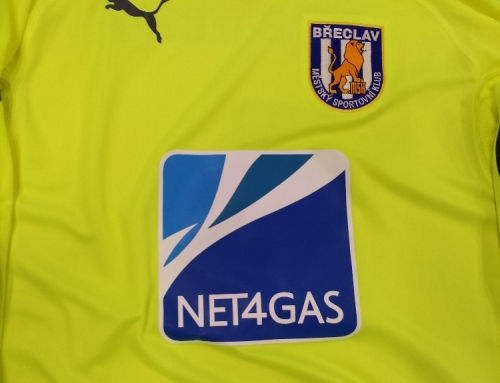 Potisk dresů pro MSK Břeclav